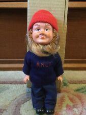 More details for vintage rnli lifeboat mascot fisherman doll royal national lifeboat institution