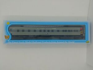 SOUTHERN PACIFIC LINES #49664 OBSERVATION CAR Heavy weight PRODUCTION #0801