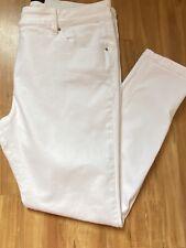 Next White Skinny Jeans Size 16 Petite