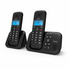 """BT 3960 Twin Digital Cordless Phone With Answer Machine """"NEW"""""""