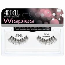 Ardell Demi Wispies Black False Eyelashes - Premium Quality Fake Lashes!