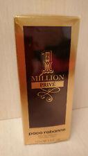 1 Million Prive Paco Rabanne Eau de Parfum 100 ml Pour homme Spray men EDP