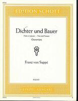 """Franz von Suppé ~ Ouvertüre aus Dichter und Bauer """""""
