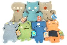 Uglydoll Original 7 w/ Colored Tags Ox Babo Wage Ice Bat Target Cinko Wedgehead