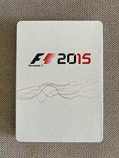 steelbook F1 2015
