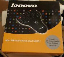 New Lenovo Mini Wireless Keyboard N5901 (57Y6336) Trackball Sealed