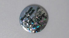 Deep Purple in rock music group vintage SMALL BUTTON