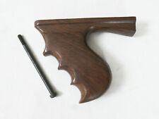 US ARMY WW2 Thompson M1928 Lauf Holz Griff / Vordergriff Tommy Gun Handgriff