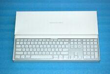 New US English Apple A1243 Aluminum Wired USB Keyboard with Numeric Keypad (62V1