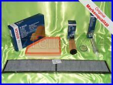 BOSCH BMW E90 E93 E92 E91 316d 318d 320d Inspektionspaket Filterset Filter Satz