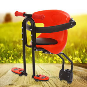 Child Baby Kid Bike Bicycle Cycle Safety Front Seat Carrier Road / Mountain UK