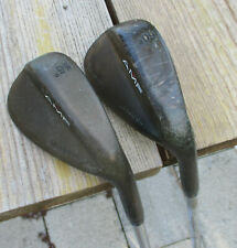 2 (Two) Amf Wedges 56 Degrees & 60 Dgrees New Golf Clubs