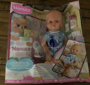 Nenuco Male 'Oops What A Wee' Famosa 2020  Baby Doll 7015515