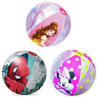 Palla Pallone Gonfiabile Mare Piscina Giardino Impermeabile Bambini Disney 750