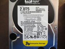 """Western Digital WD2003FYYS-02W0B0 DCM:HBNCHV2AA 2.0TB 3.5"""" Sata hard drive"""