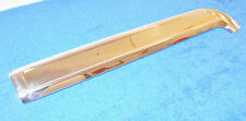 1969 1970 Mustang Shelby Cougar Xr7 ORIG CONVERTIBLE WINDSHIELD LH TRIM MOLDING