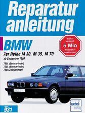 BMW 7er E32 (86>) 730i / 735i / 750i - Reparaturanleitung