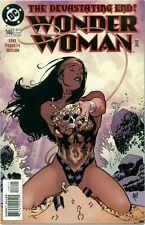 1)WONDER WOMAN v2 #146(7/99)ADAM HUGHES CVR(ZEUS/ARES/JUSTICE LEAGUE)(CGC IT)NM!