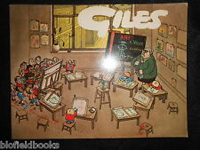 GILES ANNUAL 23: 23rd Series  Political & Satirical Cartoons, Humour, 1968-1st