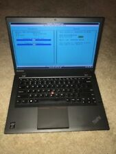 Lenovo ThinkPad T440s Ultrabook Intel i5-4200U 1.6ghz 8GB RAM 500 GB HDD