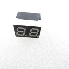 7 Segment + Punkt LED Display Anzeige 2 Stellen digits T00-2281BH-B10/S3