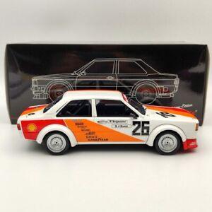 Premium ClassiXXs 30225 1:18 Audi 80 B2 Gr2 #26 W.Bergmeister H.J.N ETCC 1980