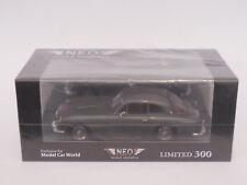 1/43 NEO  AC Greyhound  Grey Metallic  NEO 45018 Limited Edition
