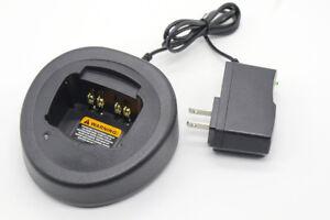 Rapid Charger for Motorola Radio HT750 HT1250 GP328 GP340 GP380 UK US EU plug