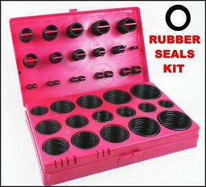 Rubber Seals Repairs Kit For Damaged Mini Digger Tractor Hydraulic Spares Or