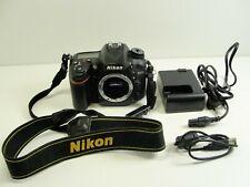 Nikon D7200 24.2 MP SLR-Digitalkamera - Schwarz Nur Gehäuse-Body