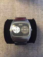 Dolce & Gabbana D&G Herrenuhr Armbanduhr