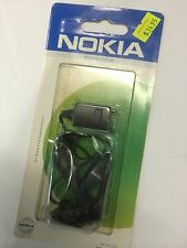 Nokia HDC-8 Wired PHF Mono Headset in Black. Brand New in the Original packaging