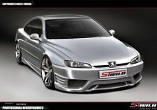 PEUGEOT 406 COUPE / FULL BODY KIT / FIT PERFECT / REAL PHOTO
