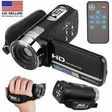 FULL HD 1080P 24MP LCD 16X ZOOM Night Vision Digital Video DV Camera Camcorder