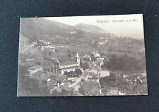CARTOLINA TORINO PIOSSASCO S. VITO RARA VIAGGIATA 1914 SUBALPINA ZZ