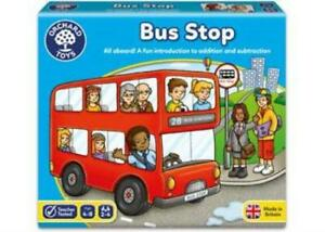 Bus Stop Addition & Subtraction Game Orchard Toys OC032