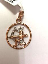 "Russian gild 585"" Sagittarius zodiac sign pendant"