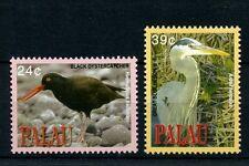 Palau 2006 MNH Birds Definitive 2v Set Oyster-catcher, Heron