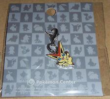 Japanese Pokemon Center Limited Metal Charm Victini