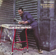 Roy Ayers – You Might Be Surprised    New  cd  ftg     + bonustracks