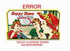ERROR+on+cover+1950s+HAPPY+HOME+NEEDLE+BOOK+Needles+%26+Threader+Art+%23541+Japan+