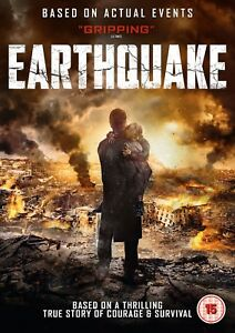 EARTHQUAKE (DVD) (NEW) (ACTION) (DISASTER) (FREE POSTAGE)