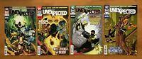 "Unexpected 1,2,3,4 2018 Main Covers  ""Dark Nights Metal"" 1st Print DC Comics NM+"