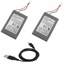 2XReplacement Battery For Sony Playstation 3 PS3 Wireless Controller LIP1359 new