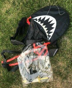 Go Fly a Kite Shark Ripstop Nylon Kite MIP MUST SEE