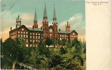 A View of the Troy Provincial Seminary, Troy Ny