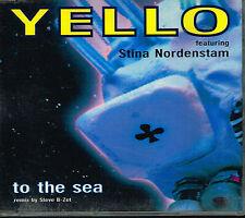 CD maxi: Yello feat. Stina Nordenstam: to the sea. mercury
