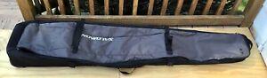 Salomon Ski Travel Bag (Carry, Quality, Winter Sport Goods) Black & Gray - Rare