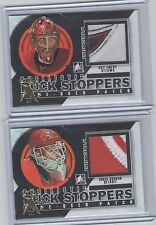 2014 Expo 1/1 on ITG Enforcers II Puck Stoppers Patch Ray Emery