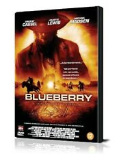 Blueberry (2004) Vincent Cassel - Michael Madsen - Moebius DVD